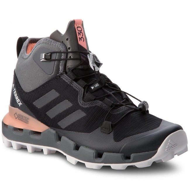 Chaussures adidas Terrex Fast Mid Gtx Surround GORE TEX AH2250 CblackGrefivChacor