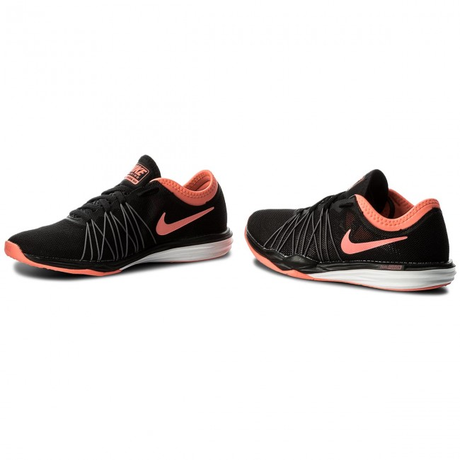 Chaussures NIKE Dual Fusion Tr Hit 844674 005 BlackLava GlowDark Grey