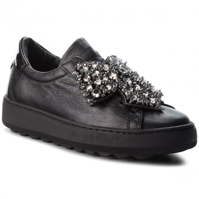 Vbld Madeleine Mf02 Metal Sneakers Model Bow Philippe Noir PikwuTXZOl