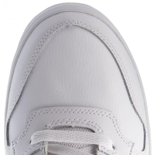 Chaussures NIKE - Sb Delta Force Vulc 942237 112 White/White/White - Sneakers - Chaussures basses - Homme
