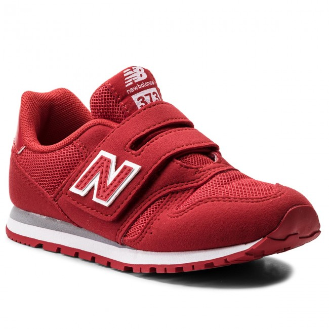 new balance rouge fille