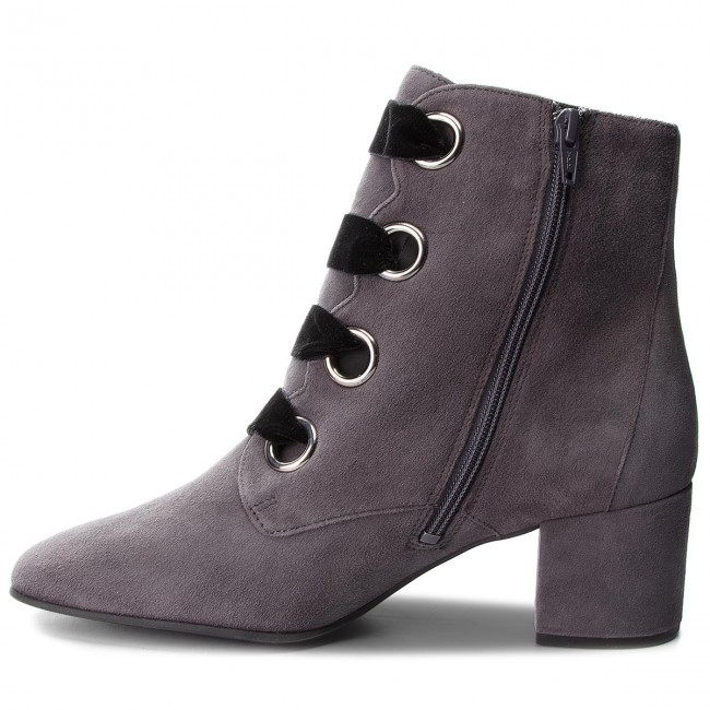 104142 Högl Bottines 6600 Darkgrey 6 3lc1JTFK