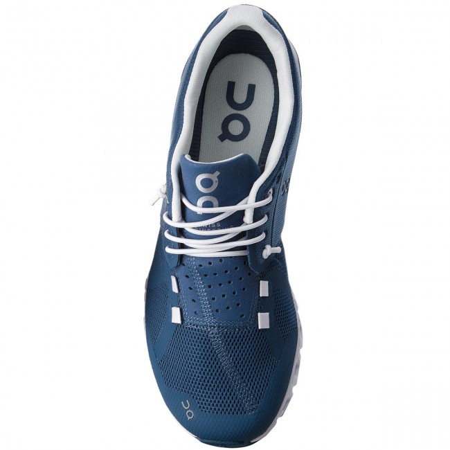 Chaussures On Cloud 000019 Denim/white 4026