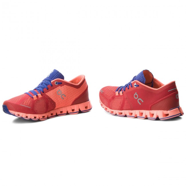 Chaussures On Cloud X 000020 Red/flash 1658
