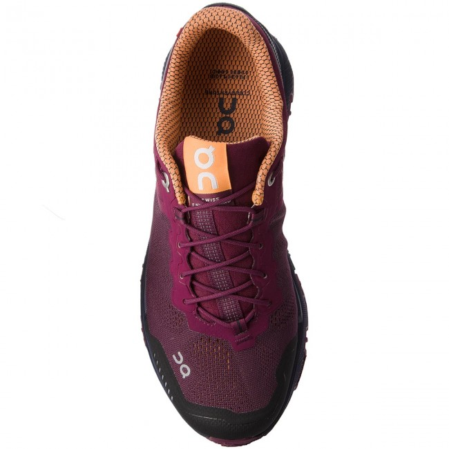 Chaussures On Cloudventure 000012 Mulberry/salmon 2315