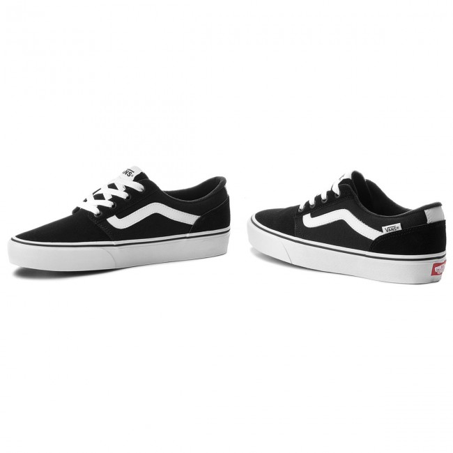 Tennis VANS Chapman Stripe VN0A38CBC4R (Suede Canvas) BlackWhit