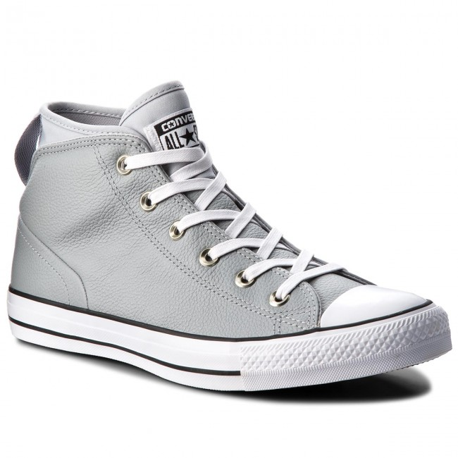 Sneakers CONVERSE Ctas Syde Street Mid 157538C Wolf GreyWolf GreyWhite