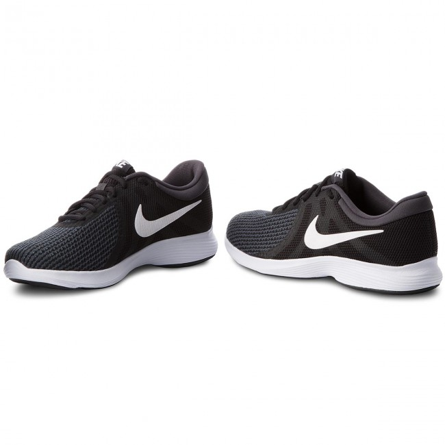 dfc6ecfcd52f Chaussures NIKE - Revolution 4 Eu AJ3490 001 Black/White-Anthracite ...