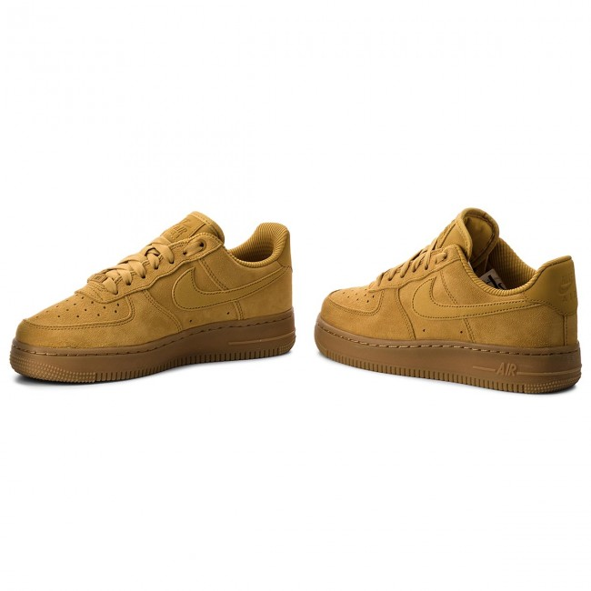 Chaussures NIKE Air Force 1 '07 Se 896184 700 Mineral