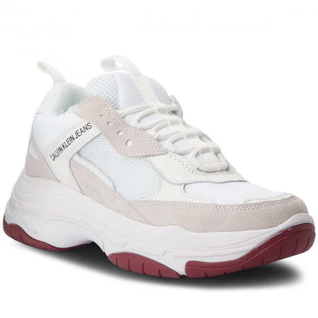 Sneakers CALVIN KLEIN JEANS Marvin S1770 White