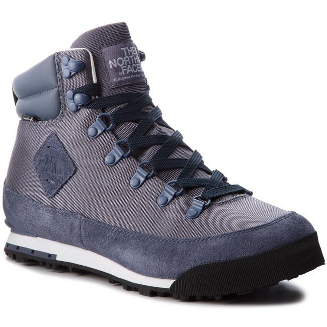 berkeley White to T0ckk45sj North Grey Face tnf Back Grisaille Nl The Chaussures De Trekking yvgf7I6Yb