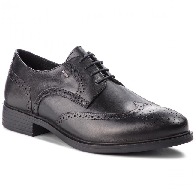 Geox Mens U Dublin 4 Oxford Shoe Shoes Oxfords