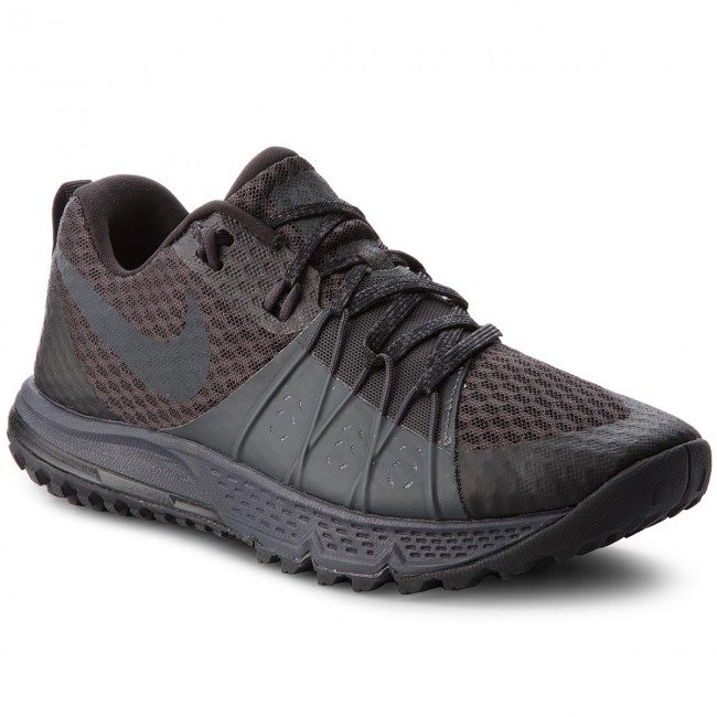 cheap price finest selection great quality Chaussures NIKE - Air Zoom Wildhorse 4 880565 003  Black/Anthracite/Anthracite