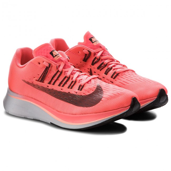 Chaussures Nike Zoom Fly 897821 600 Hot Punch/black/crimson Pulse