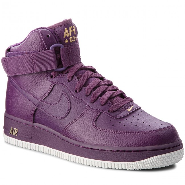 air force 1 homme violet