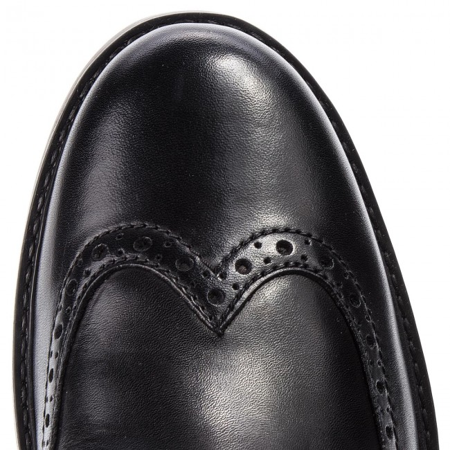 Curington Bottes Clarks Rise Blk 261368537 Smooth Leather 0Pk8wnXO