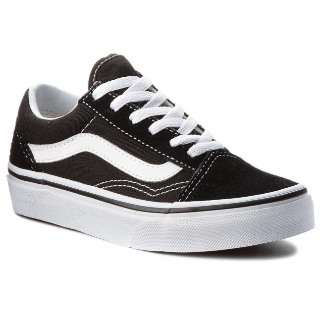 Tennis VANS Old Skool VN000W9T6BT BlackTrue White