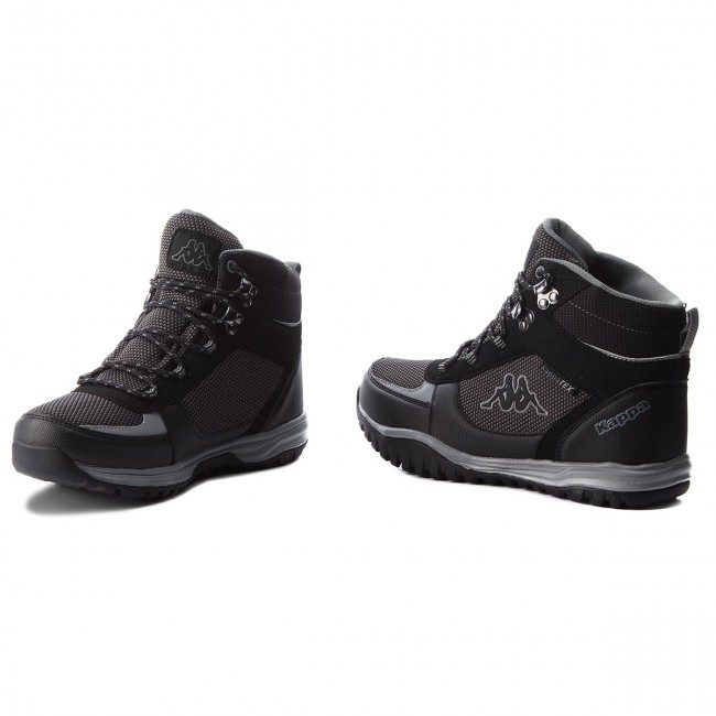 Kappa grey 1116 Trekking Tex 242369 Black De Chaussures Mountain derBxoC
