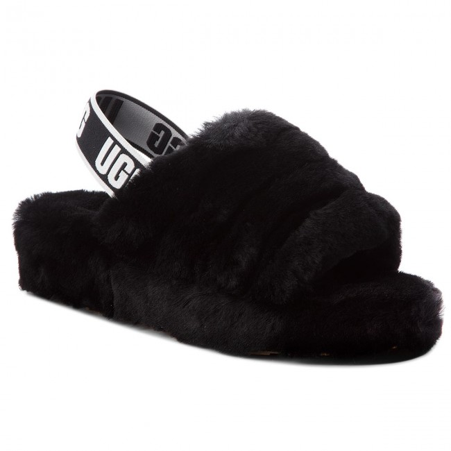 chaussons ugg fluff