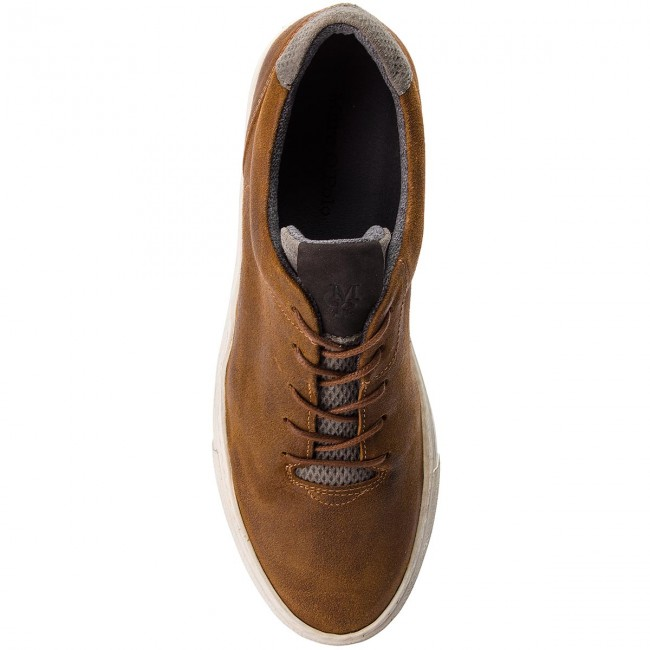 Sneakers MARC O'POLO - 807 25013401 300 Cognac 720 - Sneakers - Chaussures basses - Homme