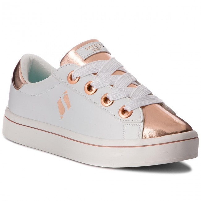 Sneakers SKECHERS Medal Toes 84688LWTRG White Rose Gold