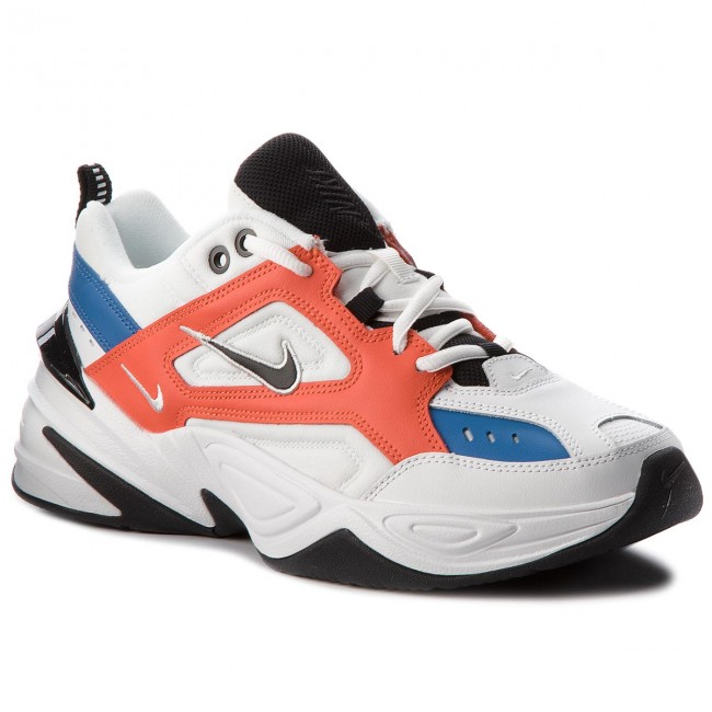 Whiteblackteam Orange Ao3108 Summit Nike Chaussures M2k Tekno 101 1TJc3lFK