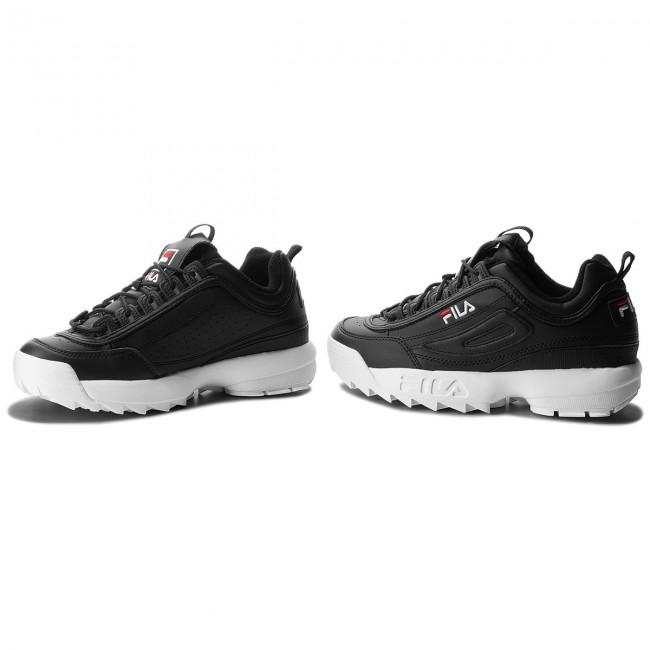 Sneakers FILA Disruptor Low 1010262.25Y Black