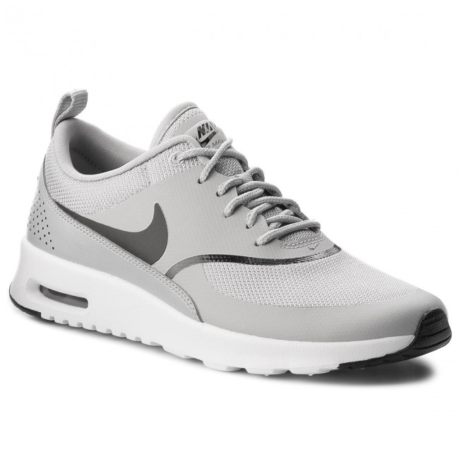 Nike Grey 599409 Thea 030 Chaussures Max Wolf black Air 8nwPkX0O