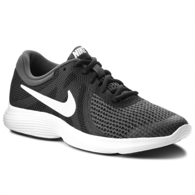 Chaussures NIKE Revolution 4 (GS) 943309 006 BlackWhiteAnthracite