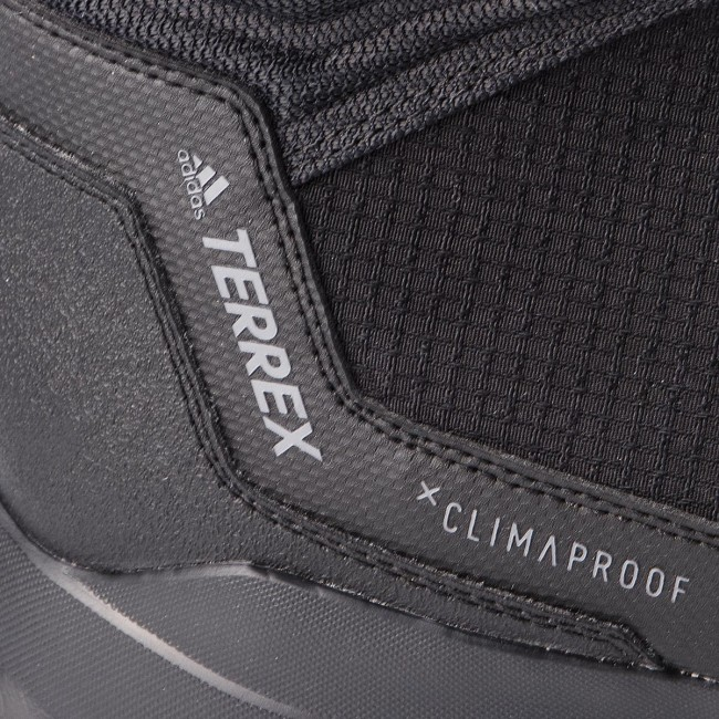 Chaussures adidas Terrex Frozetrack High Cw AC7838 CblackCblackGrefou