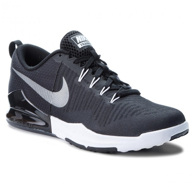 Chaussures NIKE Zoom Train Action 852438 003 BlackMetallic Silver