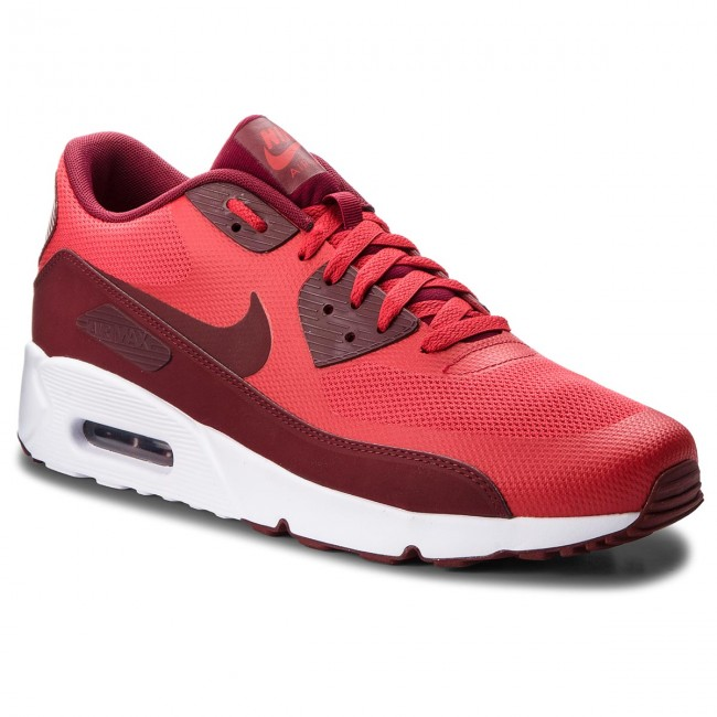 Chaussures NIKE Air Max 90 Ultra 2.0 Essential 875695 600 University RedTeam Red White