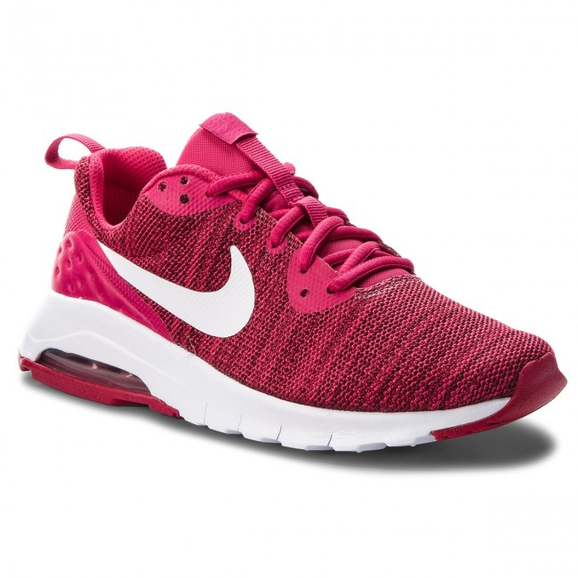 89a91f56538 Chaussures NIKE - Air Max Motion Lw (GS) 917654 602 Rush Pink/White/Red  Crush