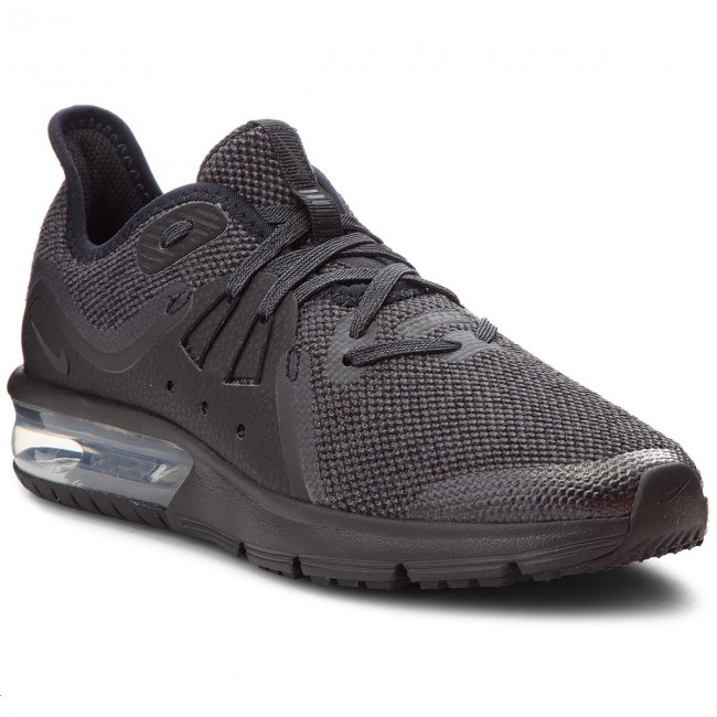 Chaussures NIKE Air Max Sequent 3 (GS) 922884 006 BlackAnthracite