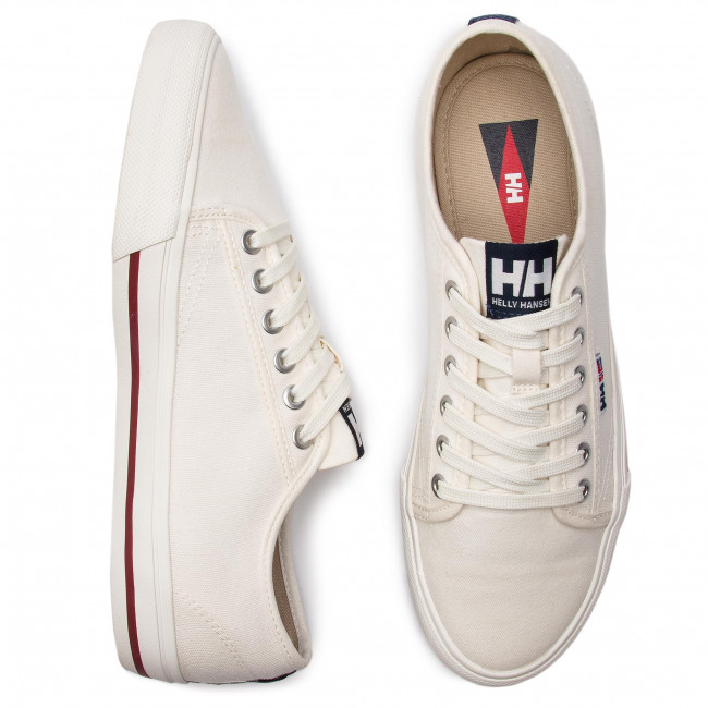 Fjord Shoe plum Tennis Canvas 114 Hansen Off Whitenavy Helly 011 V2 65 IfyvbYg76