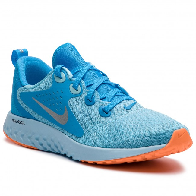 Chaussures Silver Chill Blue metallic ReactgsAh9437 Nike Legend 400 5RjL43A