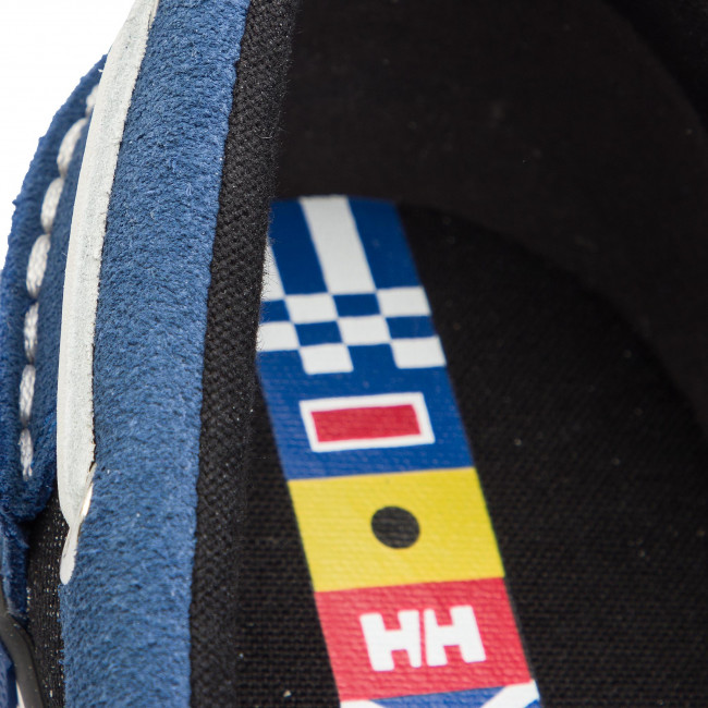 Chaussures Basses Helly Hansen Sandhaven Deck Shoe 11469-990.7 Black/olympian Blue/off White