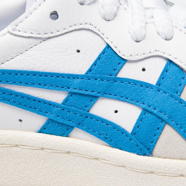 abordables Sneakers ONITSUKA TIGER - Gsm 1182A076 White/Azul Blue 103 - Sneakers - Chaussures basses - Femme Prendre plaisir