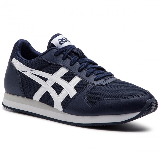 Sneakers ASICS TIGER Curreo II 1191A157 MidnightWhite 401