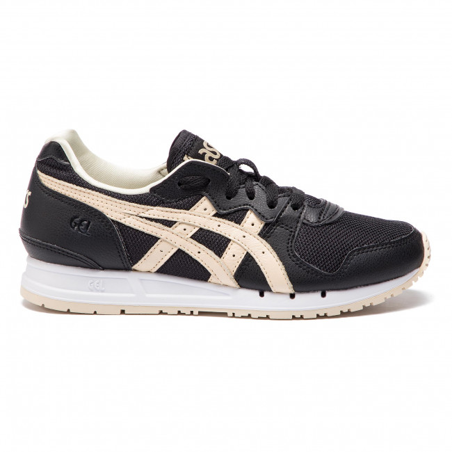 Tiger Gel seashell Asics 1192a076 Black movimentum 002 Sneakers wknOXP80