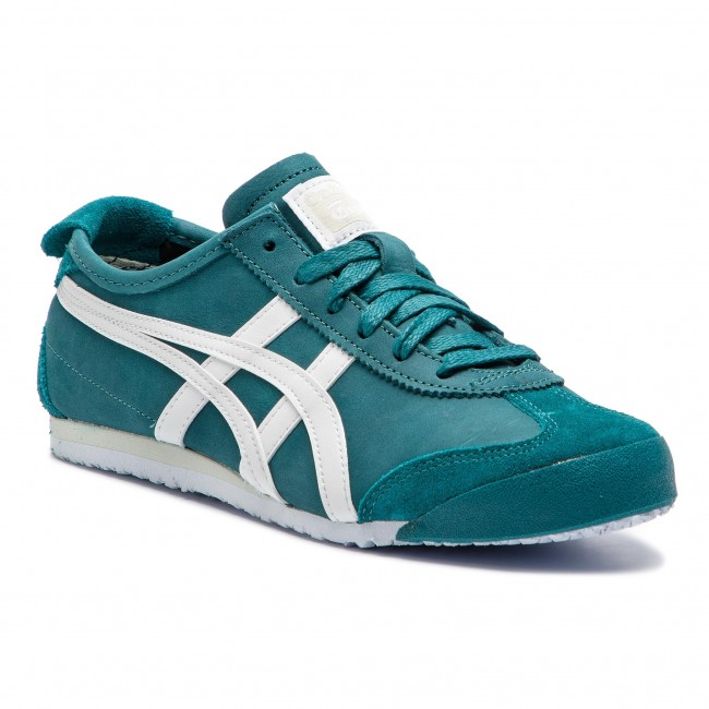 1183a359 66 Sneakers Green Spruce Tiger Asics Onitsuka Mexico 80wPkOnX