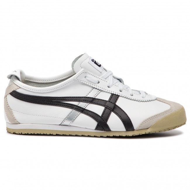 Asics White 66 Tiger black Dl408 Mexico 0190 Onitsuka Sneakers Yyvf7g6Ib