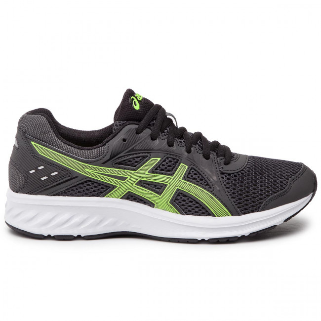 Chaussures ASICS Jolt 2 1011A167 Dark GreyHazard Green 021