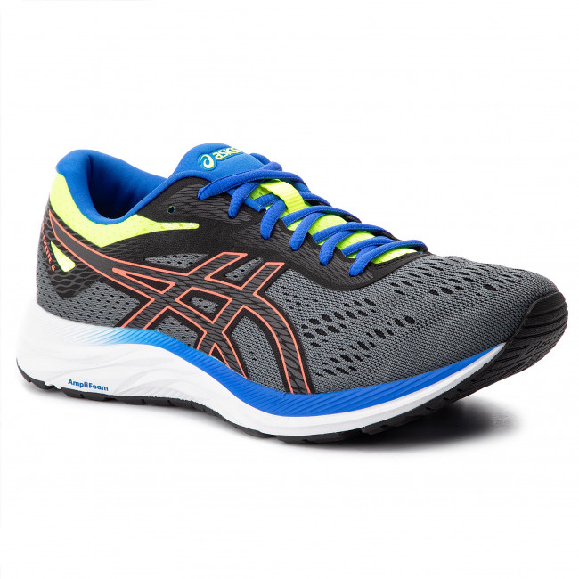 Chaussures ASICS Gel Excite 6 Sp 1011A594 Steel GreyBlack 020