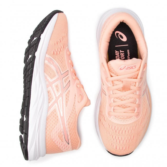 Chaussures Gel Bakedpink excite 6 700 1012a150 silver Asics nOv0mNw8