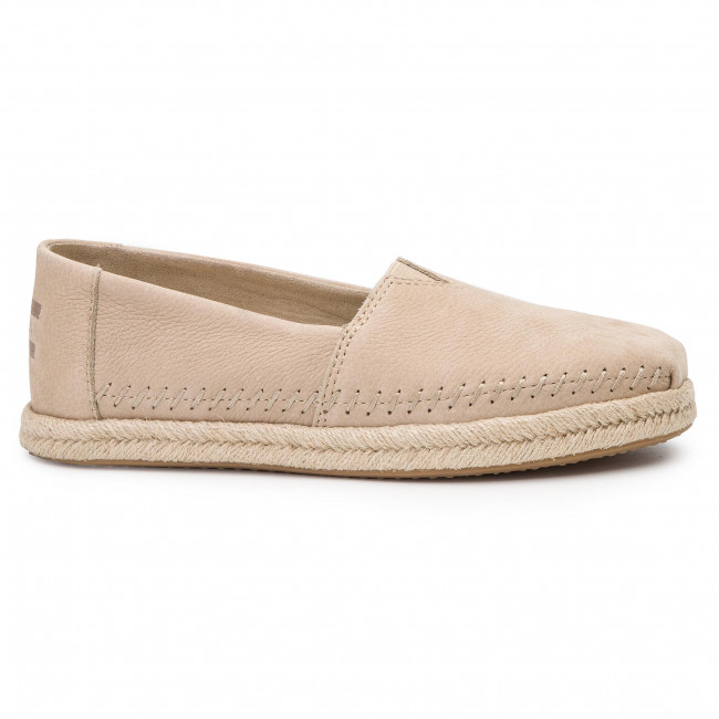 Brown Toms 10013481 Stone Espadrilles Classic bgYy6f7v