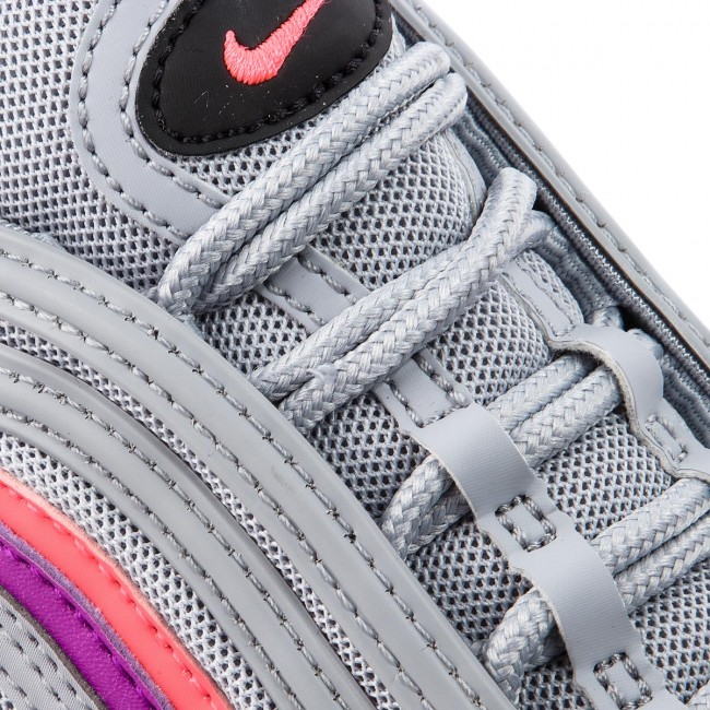 Chaussures NIKE Air Max 97 921733 009 Wolf GreySolar Red