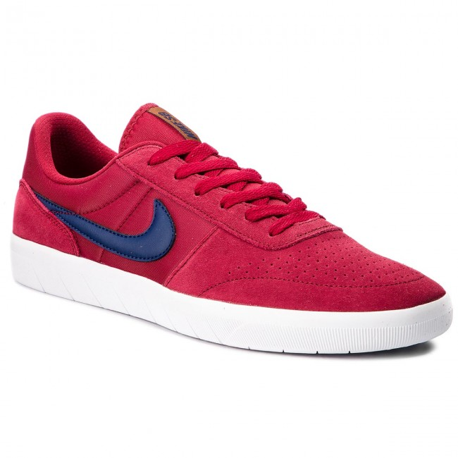 Chaussures NIKE Sb Team Classic AH3360 600 Red CurshBlue VoidRed Crush