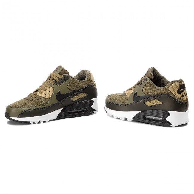 Essential Max 90 Air Chaussures Nike Aj1285 Medium 201 Oliveblacksequoia ARj5qcLS34