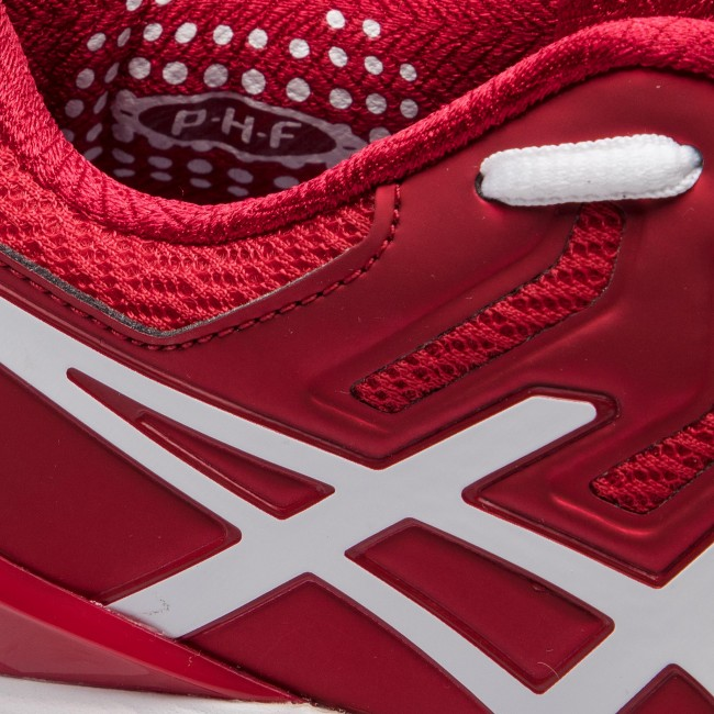 2301 Chaussures Asics Resolution E805n Classic Novak Redwhitesilver Gel 4RLA5j
